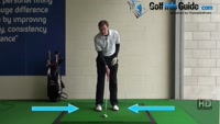 Use Gap Wedge to Hit Long Chips with Topspin - Golf Video - by Pete Styles