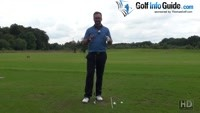 Using Ground Force To Accelerate Into Golf Impact Position Video - by Peter Finch