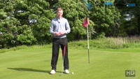 Using The Claw Putting Grip In Your Golf Video - by Pete Styles