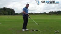 Using The Gate Drill To Find The Centre Of The Golf Club Face Video - by Peter Finch