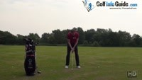 Using The Legs Correctly In The Golf Short Game Video - by Pete Styles