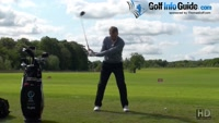 Using Your Lower Body Correctly In The Golf Swing Video - by Pete Styles