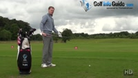 Using Your Open Golf Stance To Your Advantage Video - by Pete Styles