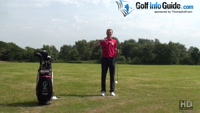 Using Your Rear Leg Correctly For Golf Swing Power Video - by Pete Styles