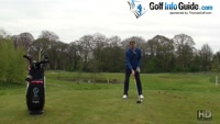 Using Your Shoulders In The Golf Backswing Video - by Pete Styles