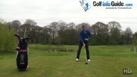 Using Your Shoulders In The Golf Downswing Video - by Pete Styles