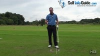 Variations Of Right Hand Position At Golf Impact Video - by Peter Finch