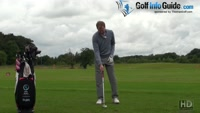 Visualise An Ideal Golf Impact Position Video - by Pete Styles