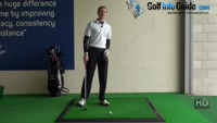 Visualize Golf Shots to Stop Mechanical Thoughts Video - Lesson by PGA Pro Pete Styles