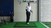 Walk Through Swing Encourages Good Rotation, Golf Video - by Pete Styles