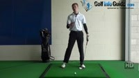 Fat Golf Shot Drill: Walk through finish Video - by Pete Styles