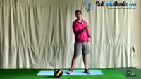 Wall Pass For Golf Rotation Smash Video - by Peter Finch