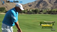 Left Hand Golf Tip: Use a Stronger Grip to Help Correct your Slice Video
