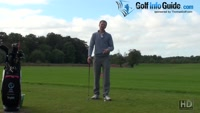 When To Lose Your Wrist Hinge In The Golf Downswing Video - by Pete Styles
