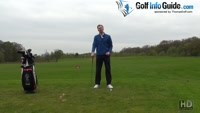 What A Good Golf Impact Position Looks Like Video - by Pete Styles