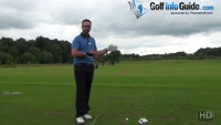 What An Open Stance Set-Up In Golf Will Look Like At Impact Video - by Peter Finch