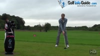 What Causes A Dropkick Golf Drive Video - by Pete Styles