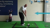 What Causes Blocked Golf Shots to the Right for Senior Golfers Video - by Dean Butler