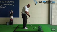 What Causes Senior Golfers to Thin Golf Shots Video - by Dean Butler