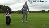 What Changes Would You Expect To See When You Stay Behind The Golf Ball Video - by Pete Styles