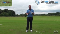 What Divot Depth Will Tell You About The Golf Swing Video - by Peter Finch