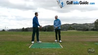 What Does Perfect Leg Action Look Like In A Golf Swing – Video Lesson by PGA Pros Pete Styles and Matt Fryer