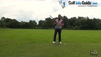 What Flight Should Be Expected When The Golf Ball Is Below Your Feet Video - by Peter Finch