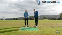 What Is A Connected Golf Swing - Video Lesson by PGA Pros Pete Styles and Matt Fryer