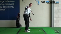 What is a Flat Golf Swing? Video - by Pete Styles