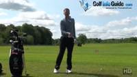 What Is A Golf Down Swing Squat Video - by Pete Styles