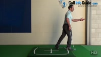 Golf Drill, What Is A Walk Through Swing Video - by Peter Finch