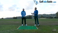 What Is Stopping You Clearing Your Hips In Your Downswing - Video Lesson by PGA Pros Pete Styles and Matt Fryer