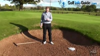Bunker Shot Drills, What Is The Best Drill For Hitting Good Shots Video - by Pete Styles