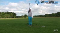 What Playing The Ball Back In The Stance Does To Trajectory Video - by Peter Finch