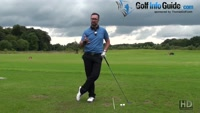 What Shoes To Wear To Improve Weight Transfer Video - by Peter Finch