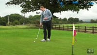 What Should I Focus On During My Down Stroke For More Accurate Golf Putts Video - by Pete Styles