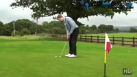 What Should I Focus On During My Follow Through For More Accurate Golf Putts Video - by Pete Styles