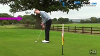 What Should I Focus On To Start My Backswing During My Golf Putting Stroke Video - by Pete Styles