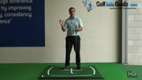What Should I Focus On When Placing My Feet In My Golf Stance? Video - by Peter Finch