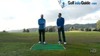 What Should The Left Arm Do In The Golf Back Swing - Video Lesson by PGA Pros Pete Styles and Matt Fryer