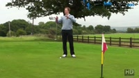 What Adjustments Should I Make When Putting In The Wind Golf Video - by Pete Styles