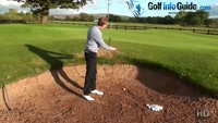 What Technique Should I Use To Hit Out Of A Deep And Steep Golf Bunker Video - by Pete Styles