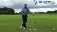 What The Feet Do During The Golf Swing Video - by Peter Finch
