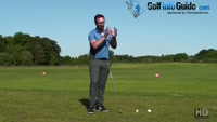 What The Fingers Do During A Golf Chip Shot Video - by Peter Finch