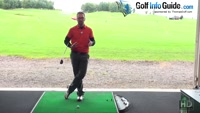 What The Yips Look Like When Missing Short Golf Putts Video - by Peter Finch