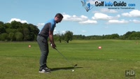What To Expect From A Golf Swing With A Tucked Right Elbow Video - by Peter Finch