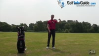 What To Expect When Hitting Golf Wedges Into Firm Greens Video - by Pete Styles