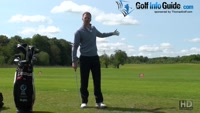 What To Expect When You Choke Up On The Golf Club Video - by Pete Styles