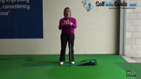 What are the Benefits Head Over Heel Rolling Putts Ladies Putting Tip Video - by Natalie Adams