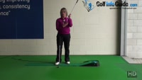 What are the Benefits of Having a Insert in the Face of the Putter Head Women Golf Tip Video - by Natalie Adams